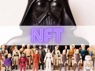 StarColl NFT Collection Includes Over 800 Star Wars Collectibles