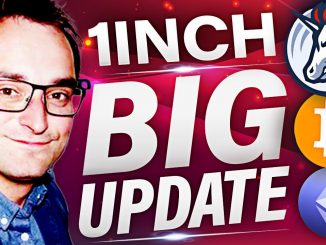 1INCH MAKES A MASSIVE MOVE!! Amadeo Brands and Ivan on Tech