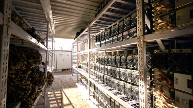 Nevada-Based Bitcoin Mining Operation Cleanspark Purchases 4,500 Bitcoin Miners From Bitmain