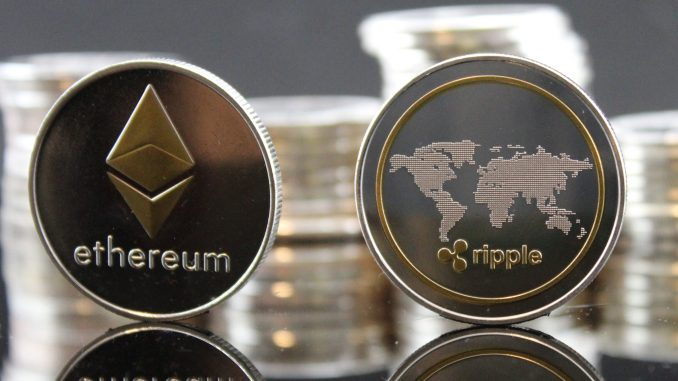 Ripple CEO claims ETH is above XRP due to SEC