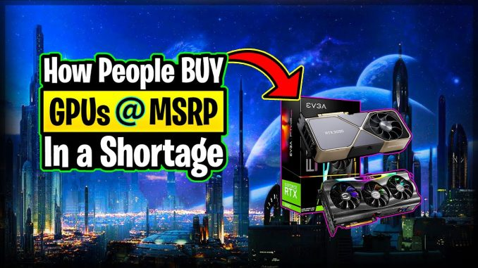 Secrets To BUYING GPUs | Crypto Thoughts