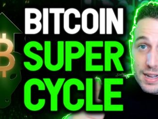 THE BEST CHANCE FOR FINANCIAL FREEDOM! But there's a catch. Bitcoin Supercycle Theory